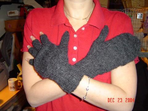 Glovens